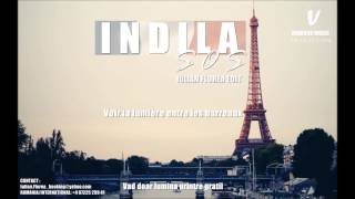 INDILA - SOS (Iulian Florea Edit) LYRICS VIDEO