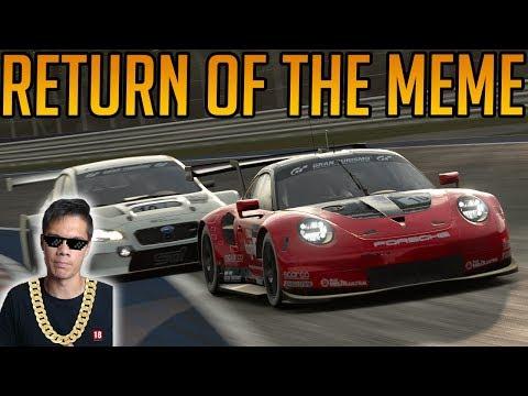 Gran Turismo Sport: The Meme Returns thumbnail