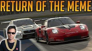 Gran Turismo Sport: The Meme Returns