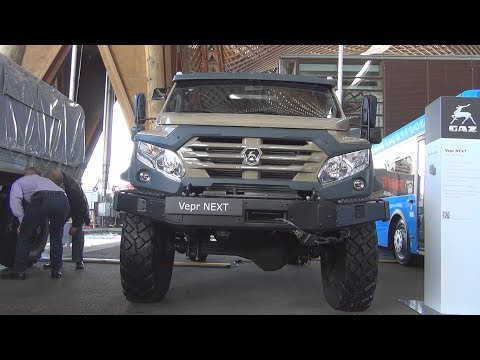 Vepr Next Off-road Pickup Truck (2019) Exterior and Interior