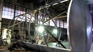 Резервуар 100 м3(Сделано в Украине на ПАО