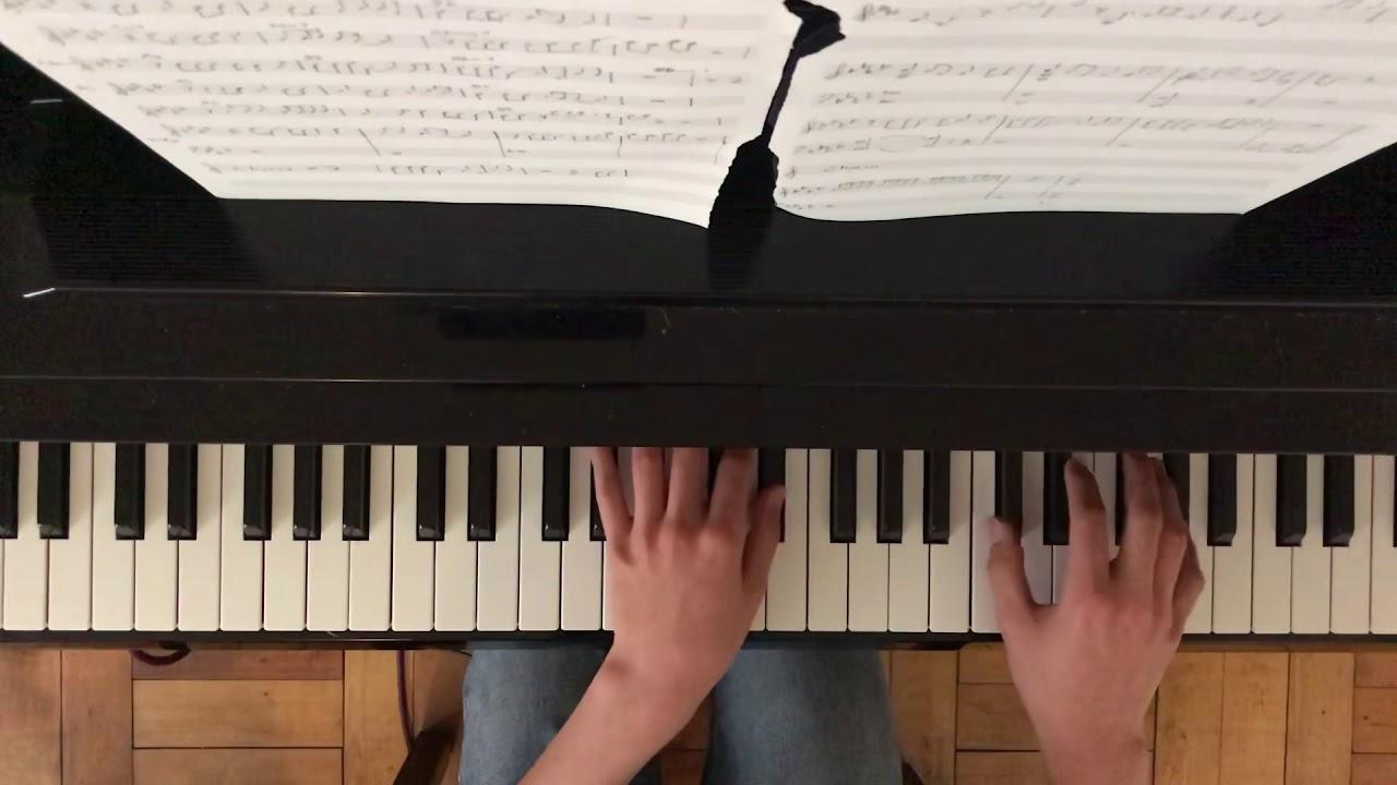 Joji - Sanctuary (Piano Cover)