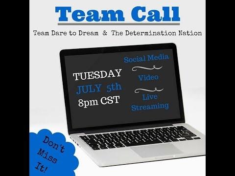 Team Call Social Media 101