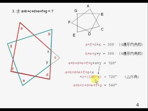 s1-geometry-problems-solutions 幾何問題(答案)