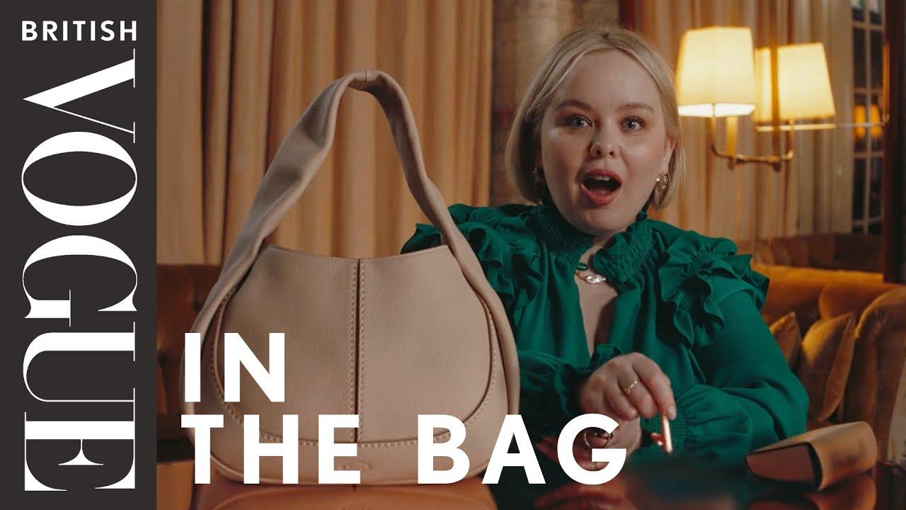 Nicola Coughlan: In The Bag   Episode 46   British Vogue & Tod's