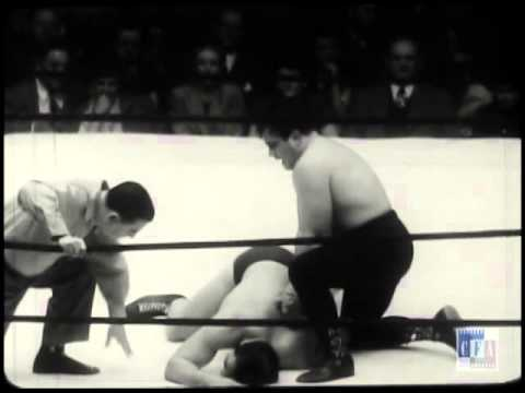 The Mighty Atlas vs. Verne Gagne