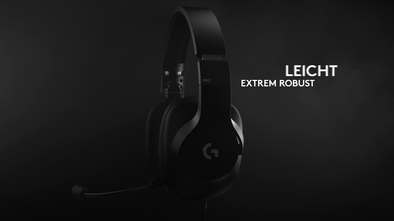 Buy Logitech G Pro Gaming Headset from £73 90 – Best Deals