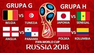 TURNIEJ PANINI WORLD CUP RUSSIA 2018 #8 - POLSKA KONTRA KOLUMBIA