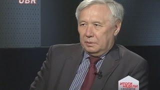UBR Итоги недели с Искандером Хисамовым 24-05-2015, интервью - Юрий Ехануров