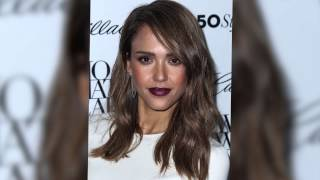 Jessica Alba and Nicole Richie Glam Up For a Fashion Party | Splash News TV | Splash News TV