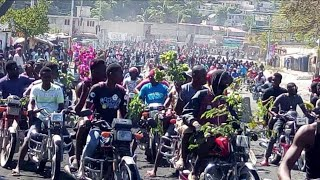 Advice for traveling to Haiti amid political unrest