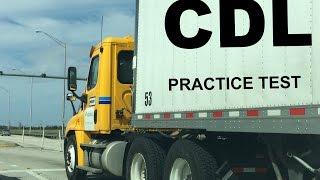 CDL en Español Licencia -Examen de Practica Gratis