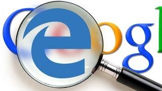 Как сделать Google поисковой системой по умолчанию в Microsoft Edge