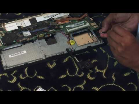 ThinkPad X240, X250 - Solid State Drive Replacement