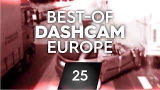 25 bad driving dashcam europe