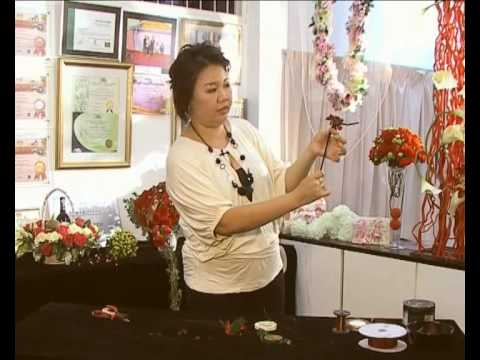 Practical Floristry Ep 2 Wrist Corsage Youtube