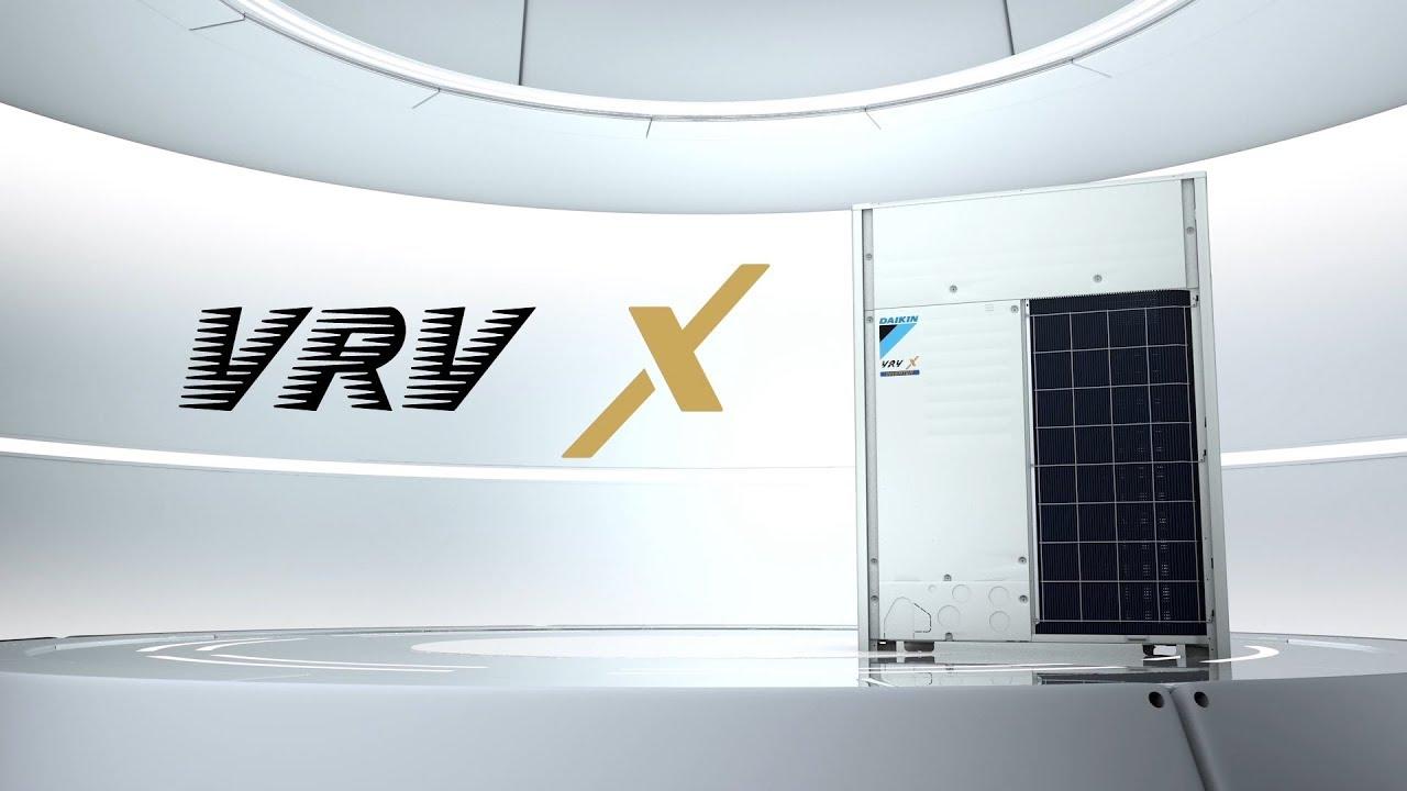 Daikin New VRV X for India [DAIKIN]
