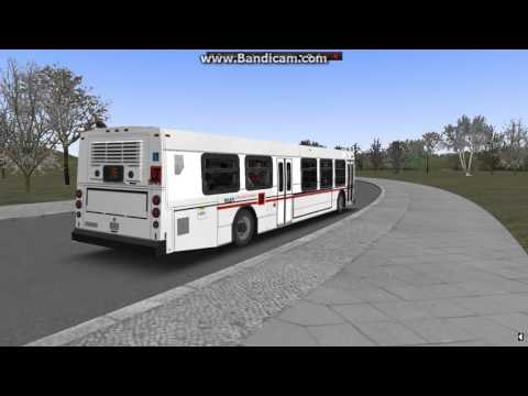 Lacmta New Flyer D40lf Demo Bus In Chicago Omsi 2 Bus