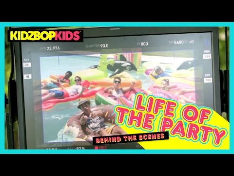 KIDZ BOP Kids – Life Of The Party (Behind The Scenes) [KIDZ BOP 32]