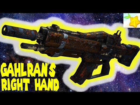 BEST AUTO SINCE URIEL'S GIFT!!! CURATED GAHLRAN'S RIGHT HAND Review - Destiny 2