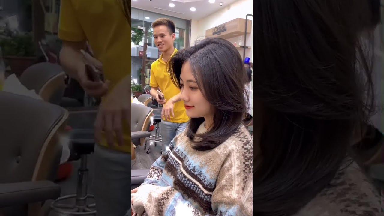 Kiểu Tóc Layer Nữ Đẹp Trẻ Trung Được Yêu Thích | Tranglamdep.net | Tổng hợp những kiểu tóc nữ đẹp mới nhất