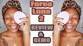 Foreo Luna 2 | How To Use Anti Aging Review
