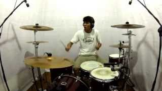 ADP - Blink 182 - Dumpweed (Four Year Strong Version Drum Cover)