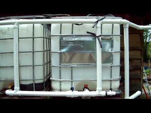 Wie Schließe Ich Meinen Oberirdischen Tank An Das Fallrohr An?   YouTube