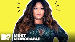 Lizzo's Most Memorable MTV Moments