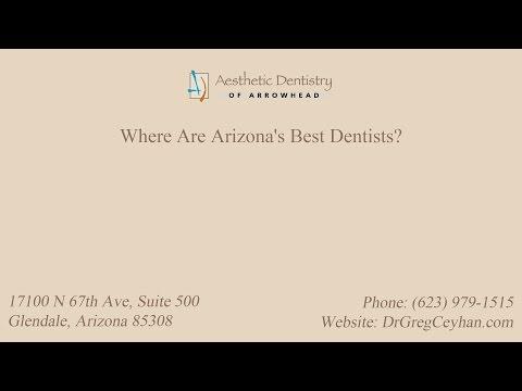 Where Are Arizona's Best Dentists?