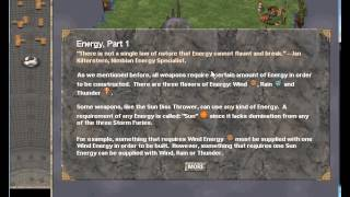"""Old pc game(1997):Netstorm"""" island at war"""" by Zeronove"""