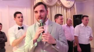 Конкурс на свадьбе Танцевальный Батл 26.12.15 arthall.od.ua