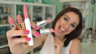 Top 5 Series | Nude Lipsticks