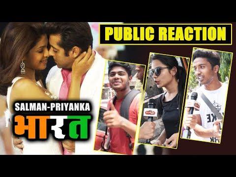 BHARAT | Salman Khan And Priyanka Chopra | PUBLIC REACTION