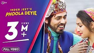 Latest  Pahari Nati 2018 | Phoola Deyie | Inder Jeet | Official Video | iSur Studos |
