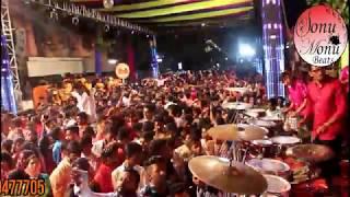 Sonu & Monu Beats Ply Jogawa Song At Mazgaon Palkhi Sohala