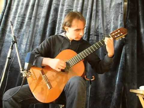 Niccolo Paganini - Romance in A Minor from Grand Sonata for Guitar and Violin