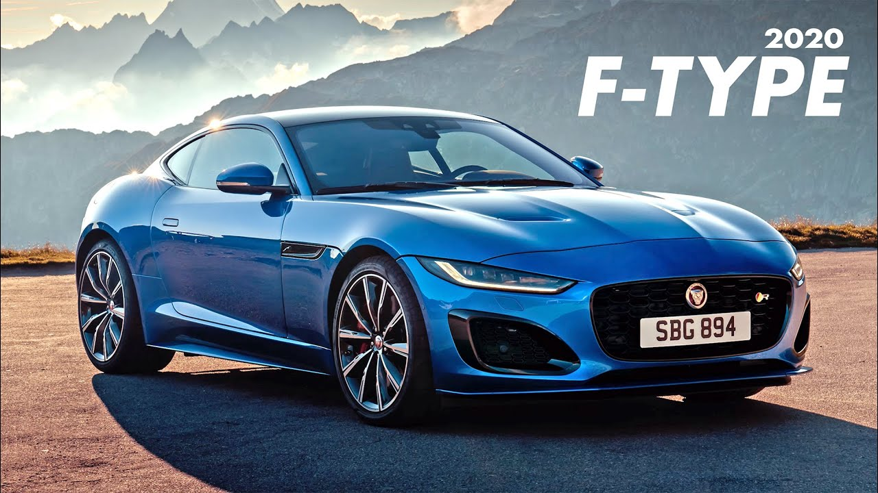 new 2020 jaguar f-type  in-depth first look