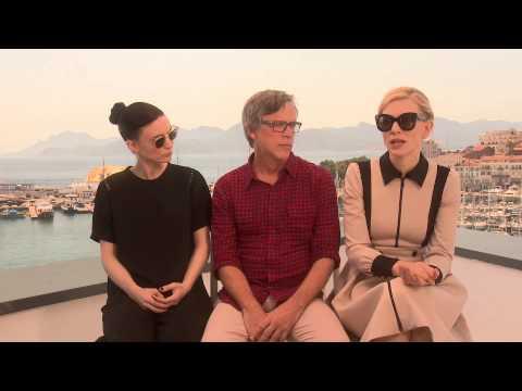 Cate Blanchett, Rooney Mara, Todd Haynes 'Carol'