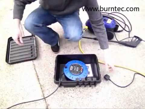 DriBox Weatherproof Outdoor Electrical Cable Junction Box 330 - YouTube & DriBox Weatherproof Outdoor Electrical Cable Junction Box 330 ... Aboutintivar.Com