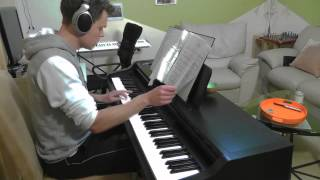 One Direction - Happily - Piano Cover - Slower Ballad Cover