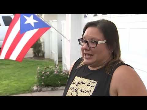 Anjali Queen B - HOA Tells Florida Army Veteran to Take Down Puerto Rican Flag