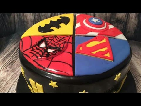 Birthday Cake Designs For Baby Boy Youtube