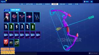 New fortnite leaked ingame wrap/skin season 9 -slurp wrap/skin - new wrap