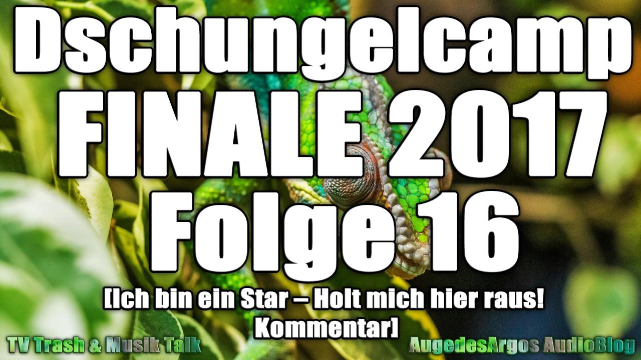 Dschungelcamp 2017 Folge 16 Finale Ich Bin Ein Star Holt Mich