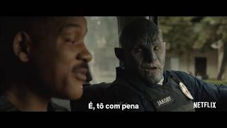 Bright - Trailer Final Legendado [Will Smith]