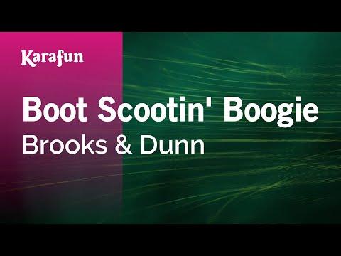 Karaoke Boot Scootin' Boogie - Brooks & Dunn *