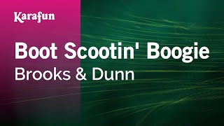 Karaoke Boot Scootin