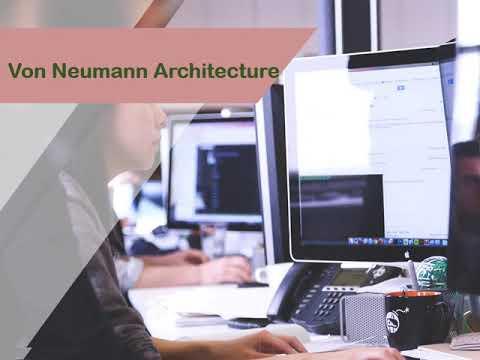 Von Neumann Architecture Youtube