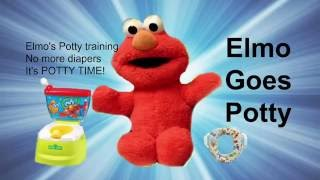 Sesame Street Elmo Potty Time training